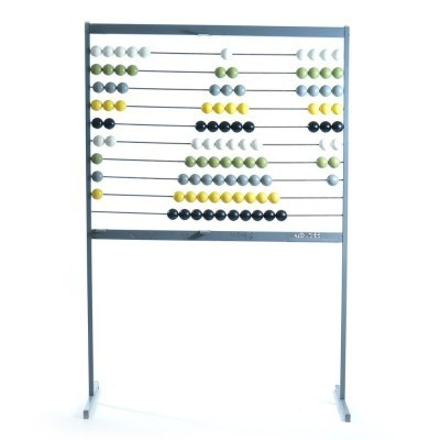 Abacus from the seventies by unknown designer for Logia