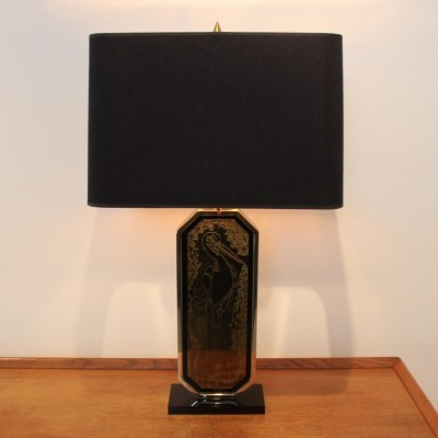 Georges Mathias desk lamp, 1970s