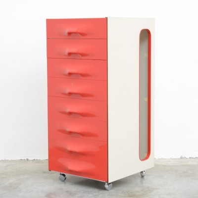 Valet cabinet from the sixties by Raymond Loewy for Doubinsky Frères