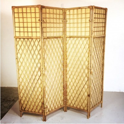 Bedroom Dividing Screen from the sixties by unknown designer for unknown producer