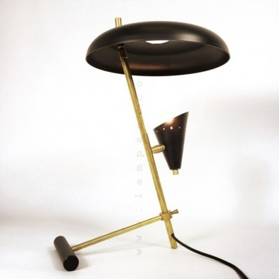 Desk lamp from the nineties by unknown designer for unknown producer