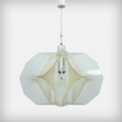 Swag hanging lamp from the sixties by Paul Secon for Sompex