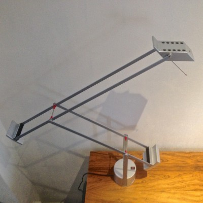 Desk lamp from the seventies by Richard Sapper for Artemide