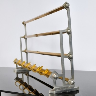 Coat rack from the twenties by unknown designer for unknown producer