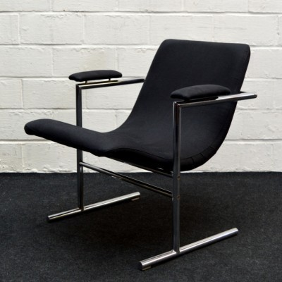 Lounge chair by Rudi Verelst for Novalux, 1960s