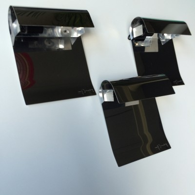 Set of 3 wall lamps from the sixties by J. Bouvier for unknown producer