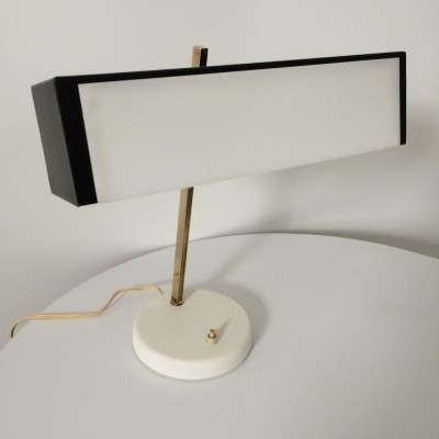 Desk lamp from the fifties by unknown designer for Lumi