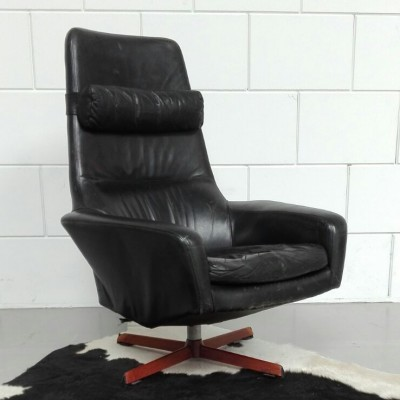 Lounge chair from the fifties by Ib Kofod Larsen for Bovenkamp