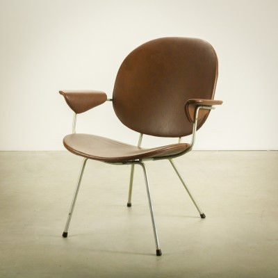 Model 302 lounge chair by W. Gispen for Kembo, 1950s