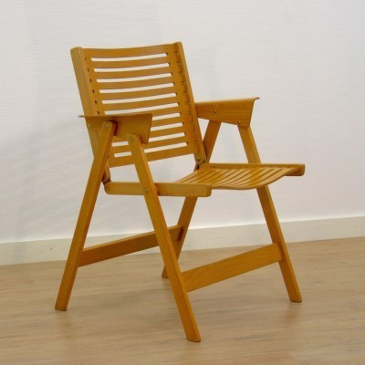 Rex arm chair from the seventies by Niko Kralj for Stol