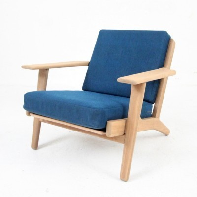 Arm chair by Hans Wegner for Getama, 1950s