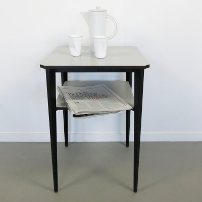 Side table from the seventies by Wim Rietveld for Ahrend de Cirkel