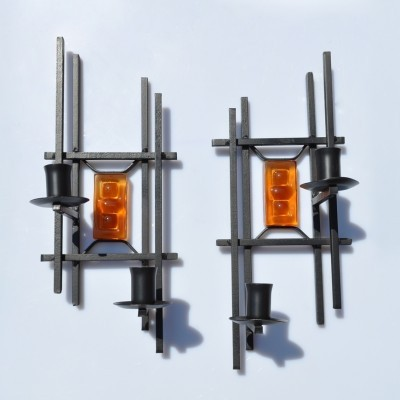 Candleholder from the sixties by unknown designer for Dantoft