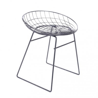 KM05 stool from the fifties by Cees Braakman & A. Dekker for Pastoe