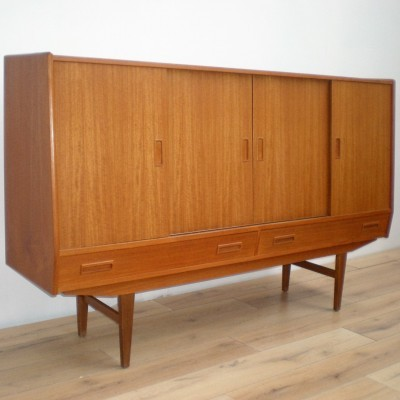 Sideboard by Borge Seindal for P. Westergaard Møbelfabrik, 1960s
