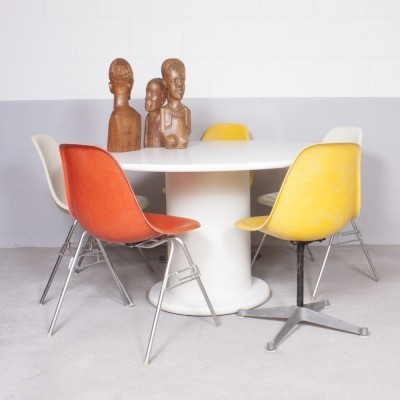 Dining table from the seventies by unknown designer for Läsko