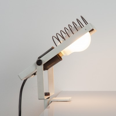 Sintesi Tavolo Morsetto desk lamp by Ernesto Gismondi for Artemide, 1970s