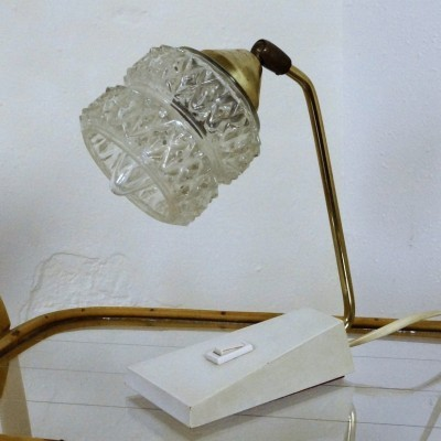 Desk lamp from the sixties by unknown designer for Temde Leuchten