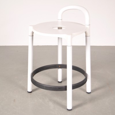 Stool from the seventies by Anna Castelli for Kartell
