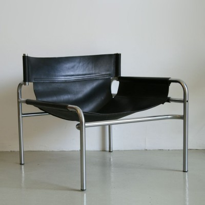 Lounge chair from the sixties by Walter Antonis for Spectrum