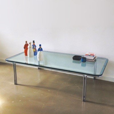 T112 coffee table from the seventies by Horst Brüning for Kill International