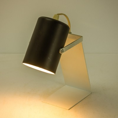 Desk lamp from the sixties by unknown designer for Anvia Almelo