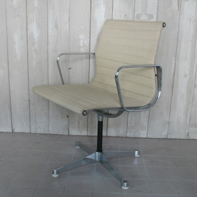 Aluminium Group office chair by Charles & Ray Eames for Herman Miller, 1950s
