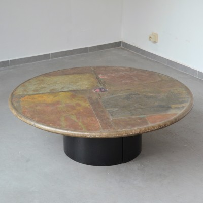 Coffee table from the nineties by Paul Kingma for Kingma