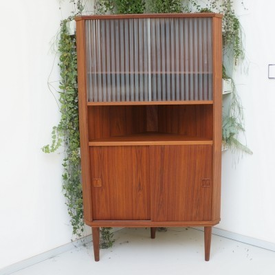 Corner Cupboard cabinet from the fifties by unknown designer for unknown producer