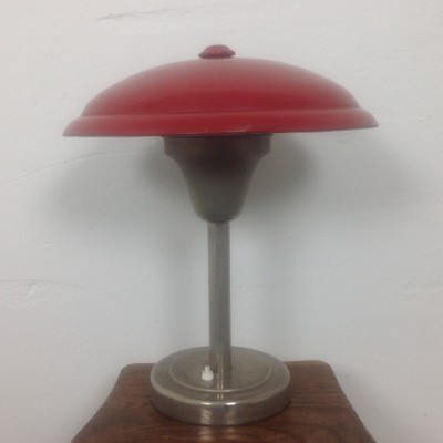 Max Schumacher desk lamp, 1930s