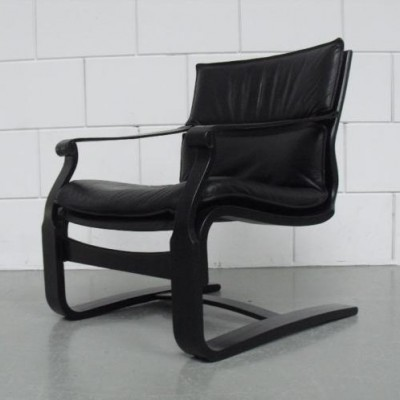 Lounge chair from the seventies by Ake Fribytter for Nelo