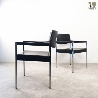 Set of 2 arm chairs from the sixties by unknown designer for Girsberger