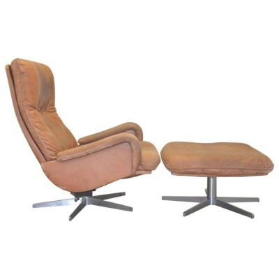 S-231 arm chair from the sixties by unknown designer for De Sede