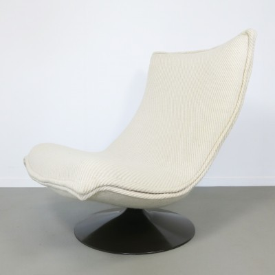 F984 lounge chair from the seventies by Geoffrey Harcourt for Artifort