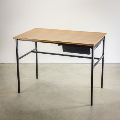 Junior writing desk by Pierre Guariche for Meurop, 1950s