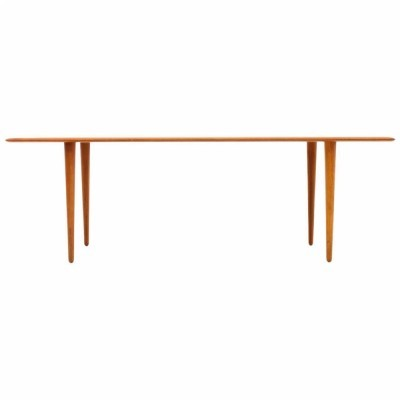 FD 156 coffee table from the fifties by Peter Hvidt for France & Son