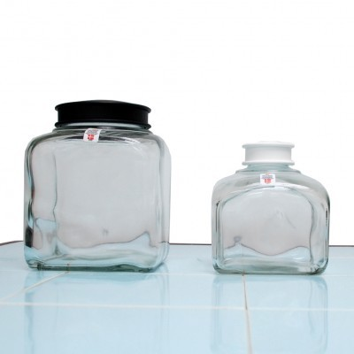 Jars from the seventies by Michael Bang for Holmegaard