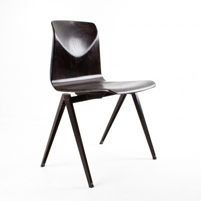 2 S22 lounge chairs from the sixties by unknown designer for Galvanitas
