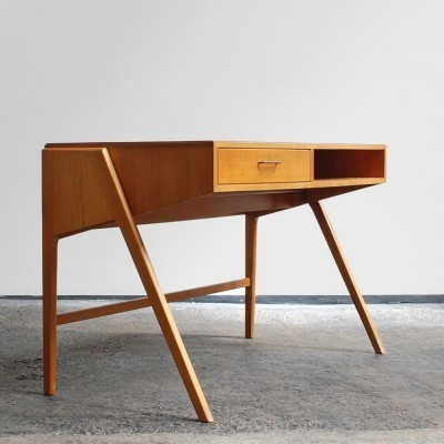 Writing desk by Coen de Vries for Everest, 1950s
