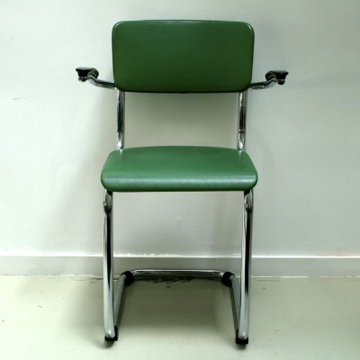 Arm chair from the fifties by unknown designer for Gispen