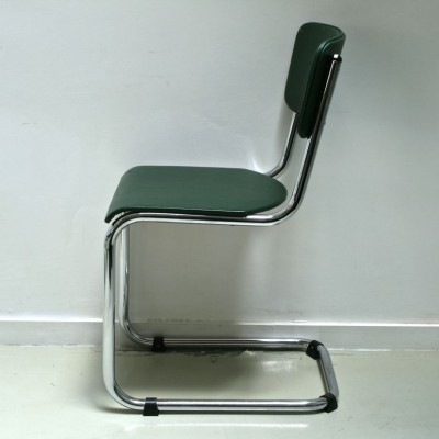 Dinner chair from the fifties by unknown designer for Gispen