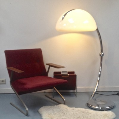 Floor Lamp by Elio Martinelli for Martinelli Luce