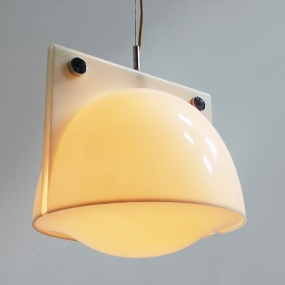 Orione hanging lamp from the seventies by Ermano Lampa & Sergio Brazzoli for Guzzini