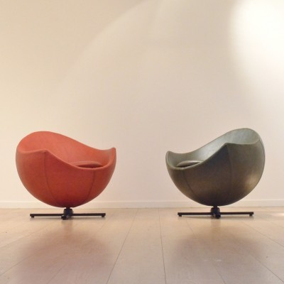 Mars Lounge Chair by Pierre Guariche for Meurop