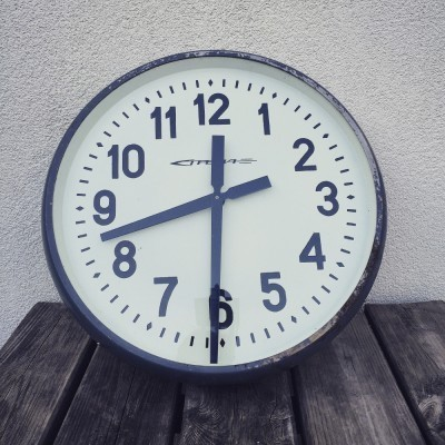 Clock by Unknown Designer for Unknown Manufacturer