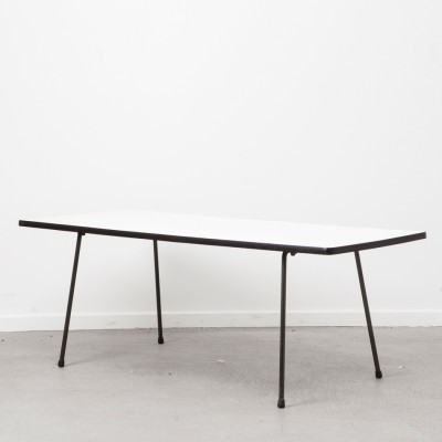 Coffee table from the fifties by Rudolf Wolf for Elsrijk