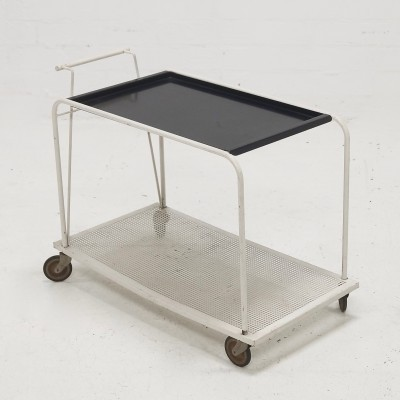 Serving trolley by Coen de Vries & Tjerk Reijenga for Pilastro, 1950s