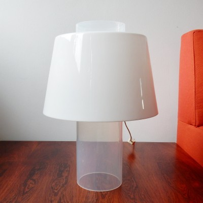 Modern Art desk lamp by Yki Nummi for Sanka Finland, 1950s