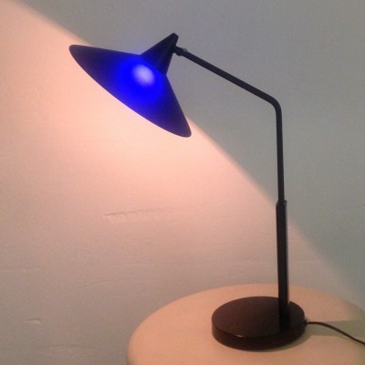 Desk lamp from the eighties by unknown designer for Hala Zeist