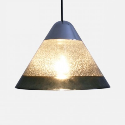 Hanging lamp from the seventies by unknown designer for Peill & Pützler
